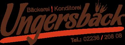 Konditorei-Cafe-Bäckerei und Krapfenbackstube Ungersbäck